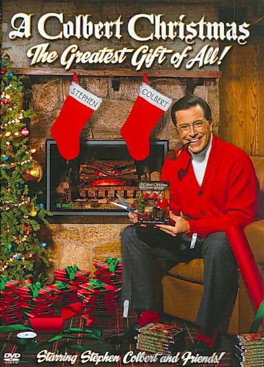 COLBERT CHRISTMAS:GREATEST GIFT OF AL BY COLBERT,STEPHEN (DVD)